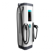 What is 200KW CCS GBT DC EV fast charger?