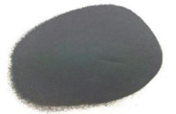 The preparation method of high purity spherical Mol